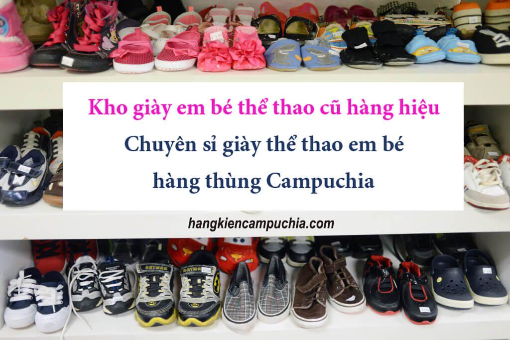 Campuchia là quốc gia vô cùng mở cửa với việc kinh doanh hàng thùng