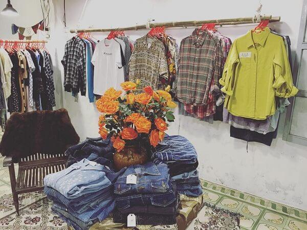 Áo hàng thùng bao gồm rất nhiều loại áo thời trang nam nữ   Bảng giá hàng thùng giá rẻ