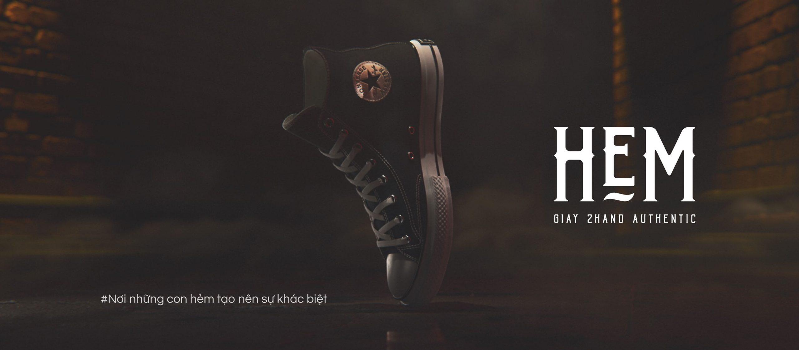 Rất nhiều dòng giày hot trên thị trường đang được bán tại Hẻm với giá cực rẻ