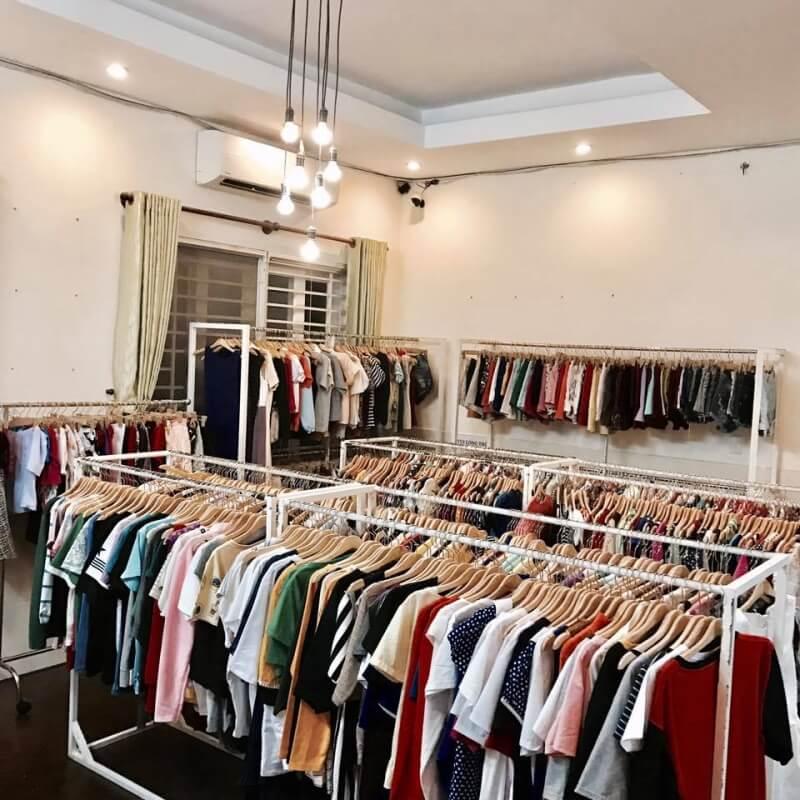 Cửa hàng đồ secondhand hoạt động dưới mô hình kí gửi rất thịnh hành tại nước ngoài