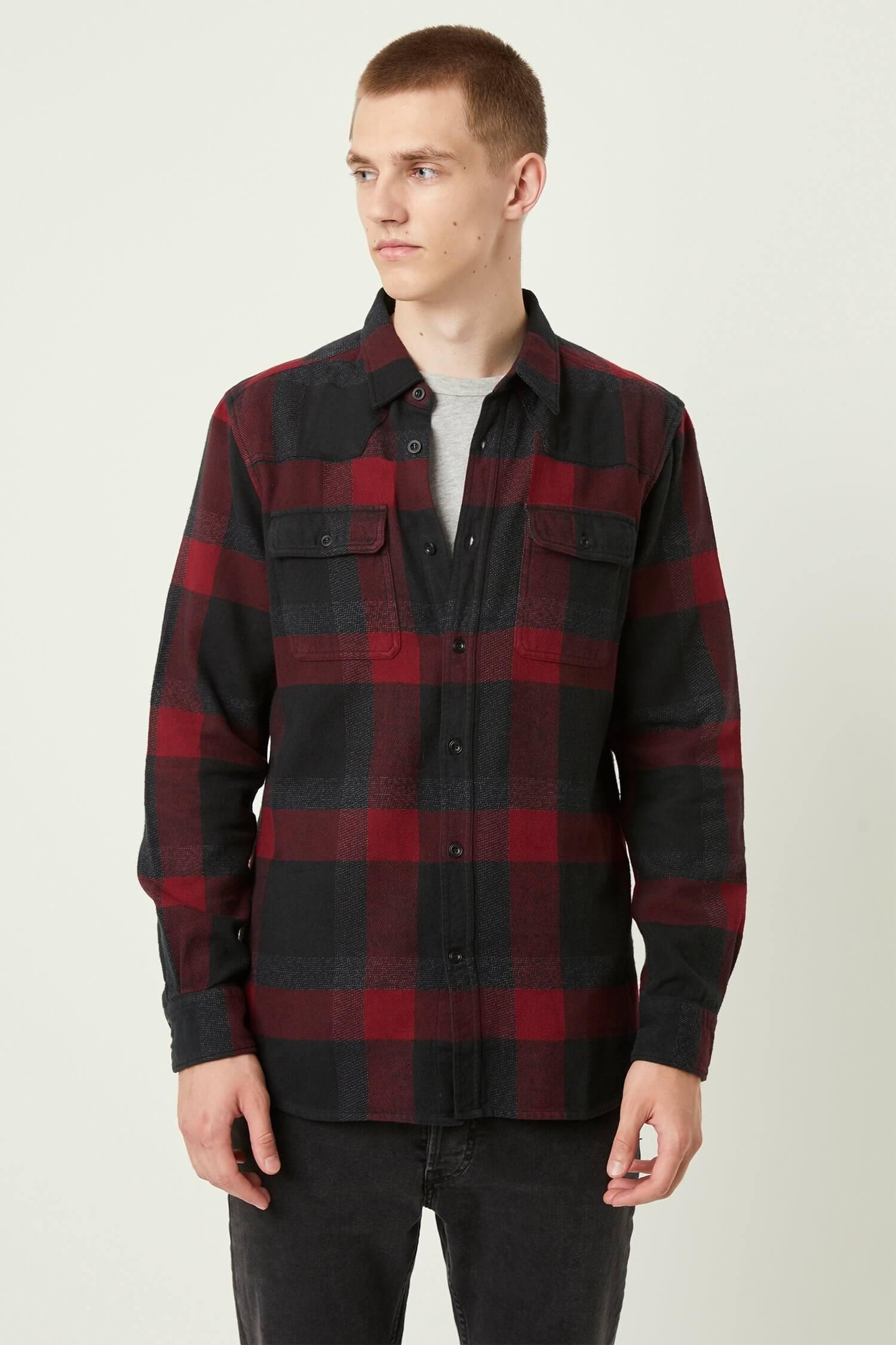 Trung bình một sản phẩm áo flannel hàng thùng nếu lấy nguyên kiện thì giá sỉ sẽ ở mức 2x