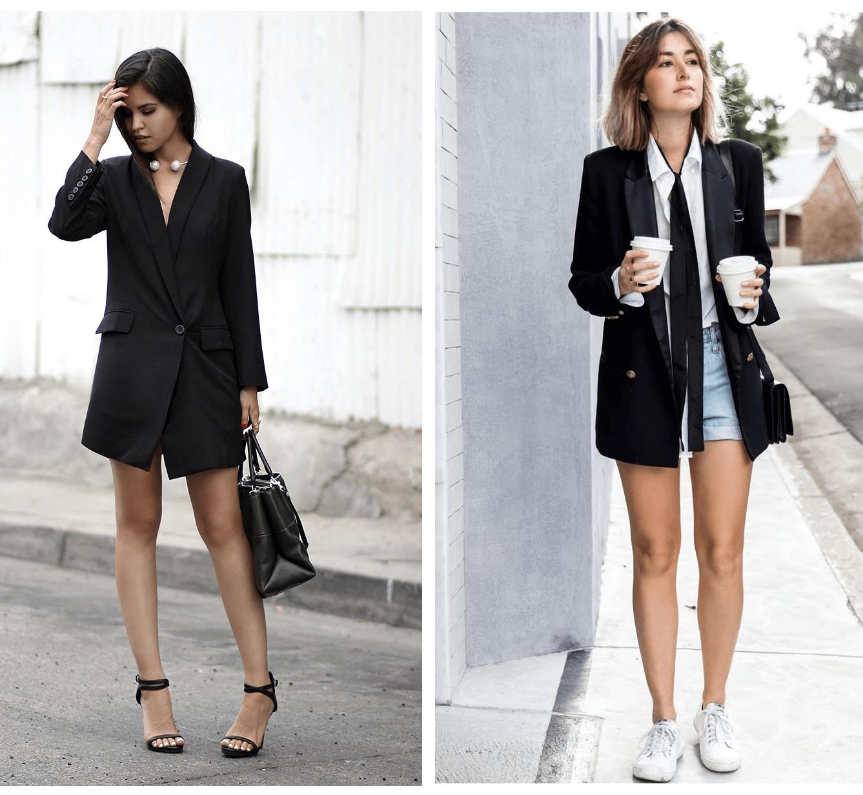 Áo vest, áo blazer là một món đồ cực kì quen thuộc với các bạn trẻ hiện nay