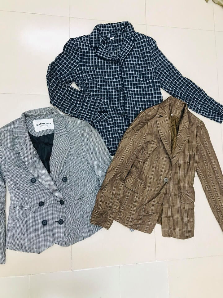 Hàn Quốc và Nhật Bản là hai nước sử dụng blazer khá phổ biến