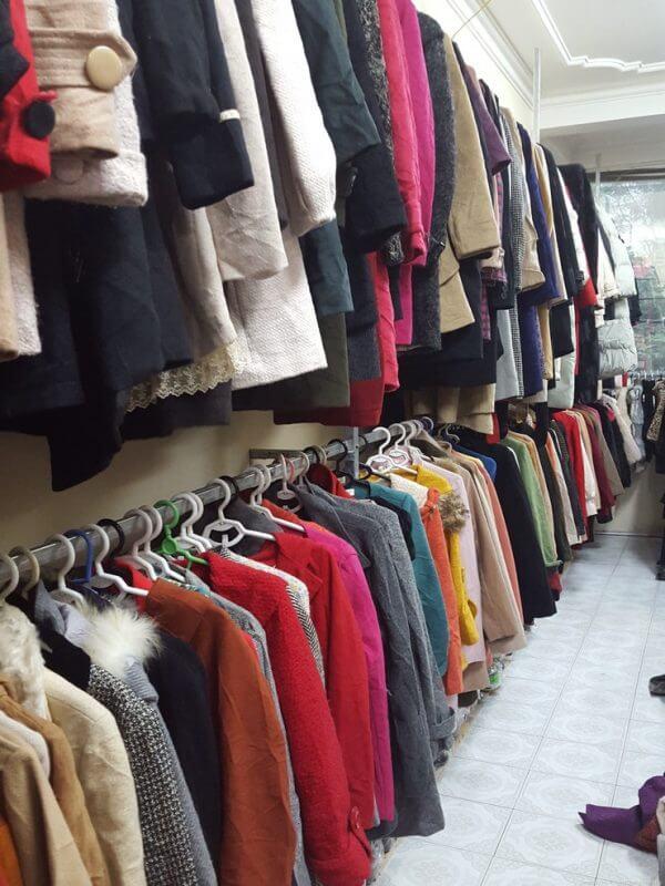 Tất cả sản phẩm thời trang Hàn - Nhật đều có kiểu dáng đẹp và chất liệu tốt