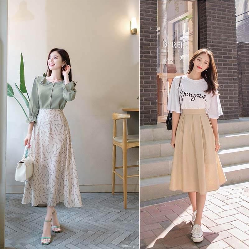 Hàng được lấy từ các nước nổi tiếng về hàng thời trang như Hàn - Nhật nên chất lượng rất đẹp, thậm chí còn đẹp hơn cả hàng trong nước
