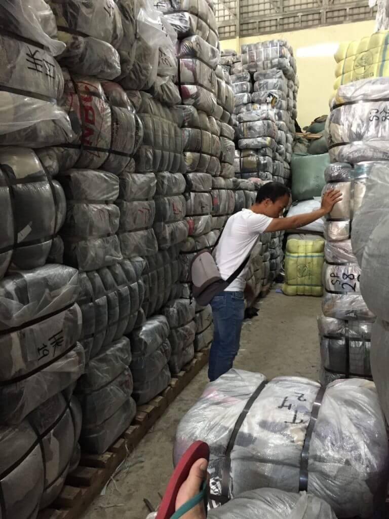 Hàng thùng thường được đóng nguyên kiện 100kg, nguyên tép 50kg hoặc nguyên thùng