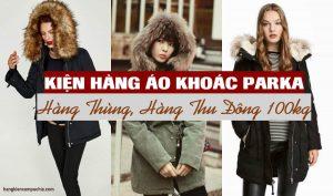 So với nhiều loại áo khoác truyền thống nhưng áo khoác phao, áo khoác nỉ hay áo khoác dạ thì áo Parka là một món đồ khá mới mẻ.