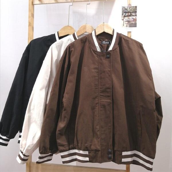 Đây cũng là một loại áo khoác basic được nhiều người lựa chọn nên bạn có thể bán được cho rất nhiều đối tượng